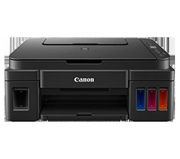 canon G2010連續供墨印表機-掃描,列印,影印三合一多功能事務機-未稅