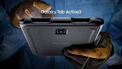 Wi-Fi 6 + LTE,支援撥打電話※台北快貨※三星最新三代 Galaxy Tab Active3 軍規8吋平板