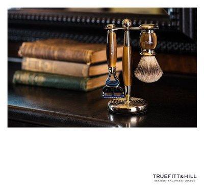 Truefitt & Hill 代購 報價 Truefitt and Hill 刮鬍刀 套組 類牛角