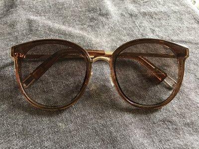 [全新] BONNY & READ 時尚行旅墨鏡--棕色