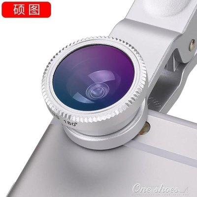 ZIHOPE 手機鏡頭廣角距魚眼三合一套裝通用單反高清拍照OPPO照相攝像頭ZI812