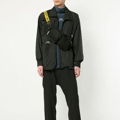 A-COLD-WALL* asymmetric bomber jacket 男不對稱立領尼龍夾克 限時超低折扣代購中