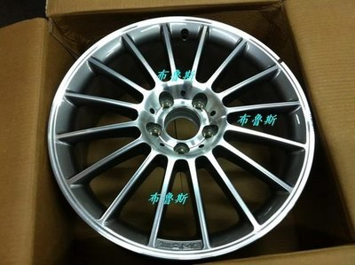 布魯斯原廠AMG新款雙色18吋BENZ R171 W176 CLA W203 W204 W212 W207 W211 R172新品BBS HRE CARLSSON NEEZ ADV1 RAY...