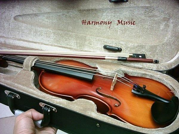 V54B∮有琴有藝@台中~全新小提琴1/8整組價全配價
