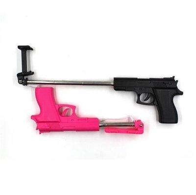 手槍自拍桿創意造型手槍自拍桿 BF1445