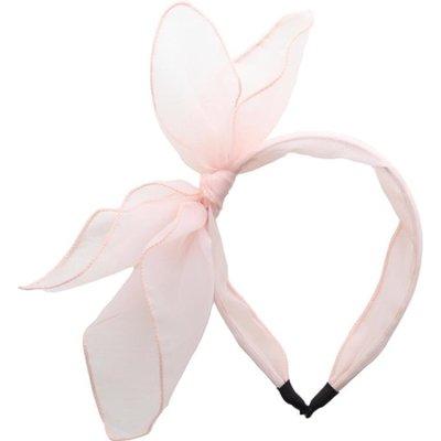 髮飾 韓國新品兒童發飾小女孩發卡粉色公主頭飾寶寶仙女發箍 歐雷爾藝術館