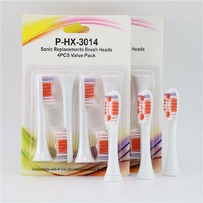 新款 HX3012 HX3022 HX6013 HX6063 HX6023 飛利浦 全方面清潔系列 副廠刷頭 電動牙刷