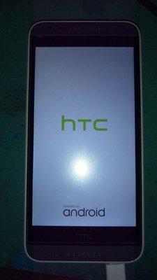 $${故障機}HTC Desire 620 dual sim 灰白$$