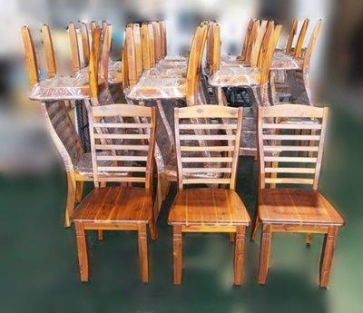 台中二手家具宏品 全新中古傢俱家電 EA0222JH*庫存實木相思木餐桌椅 戶外休閒桌椅*麻將椅滿千送百豐富喜悅新竹台北