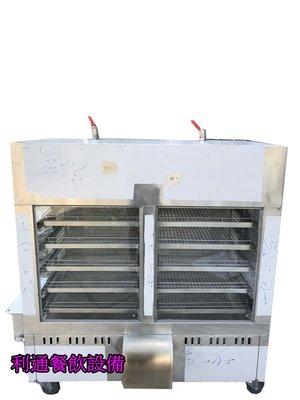 《利通餐飲設備》304#自動加水 10抽型包子展示櫃 蒸包機 保溫箱