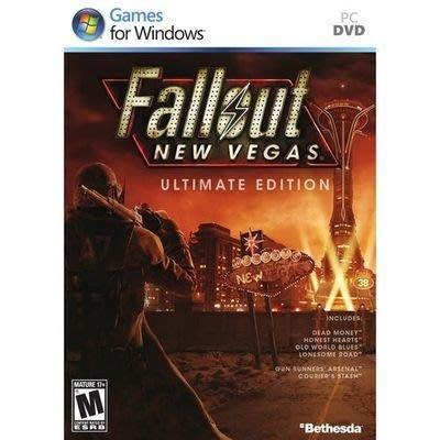 PCGAME-Fallout: New Vegas Ultimate Edition異塵餘生:新維加斯終極典藏版(英文版)