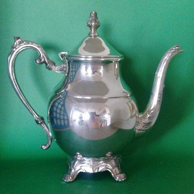 290 高級英格蘭鍍銀壺 Rodgers Silver Plate Coffee Pot