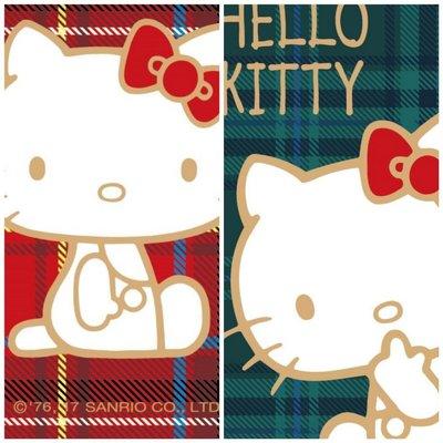 絕版品。hello kitty 格紋悠遊卡合售