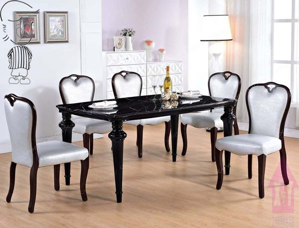 【X+Y時尚精品傢俱】 現代餐桌椅系列-盧卡 4.3尺古典大理石面餐桌不含皮面餐椅.摩登傢俱