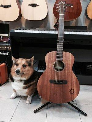 ☆金石樂器☆ AYERS 手工琴 臺灣品牌 做工細膩 品質保證 音色優美 BABY 旅行吉他