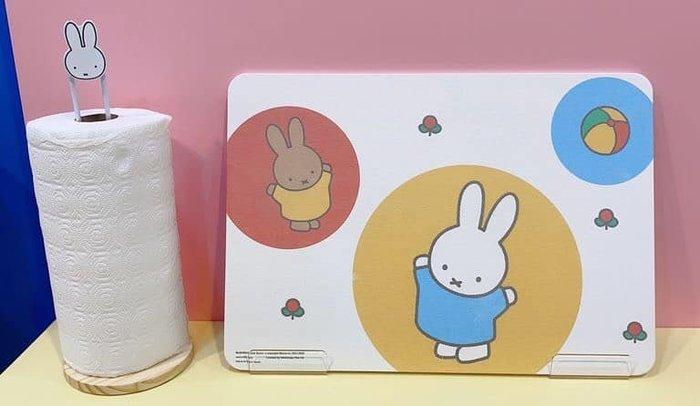 佳佳玩具 --- 正版授權全聯 MIFFY 米菲兔 繽紛珪藻土地墊 地墊 珪藻土吸水墊 浴室墊【37C1-130065】