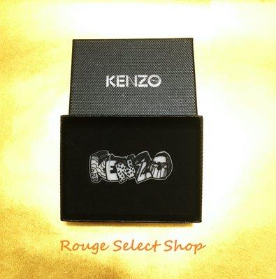國際精品KENZO 全新真品正貨精美塗鴉USB