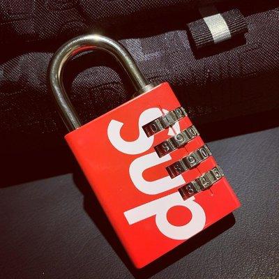 GCTC SUPREME NUMERIC COMBINATION LOCK 密碼 數字 鎖頭 掛鎖