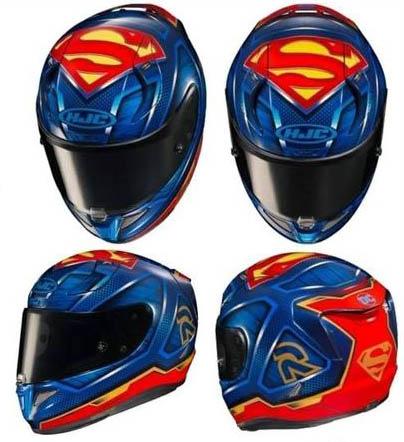 台中皇欣!!正 HJC 出品頂級全罩安全帽 RPHA 11 DC SUPERMAN 超人!!加送頭套!!免運費!!