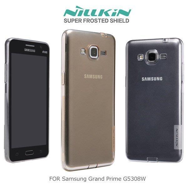 魔力強~NILLKIN本色TPU軟套~Samsung Galaxy Grand Prime
