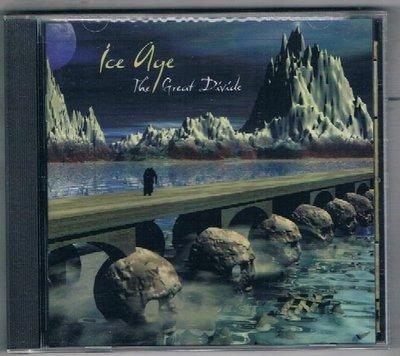 [鑫隆音樂]西洋CD-ICE AQE / THE QREAT DIVIDE {MA90282] 原裝進口版/全新