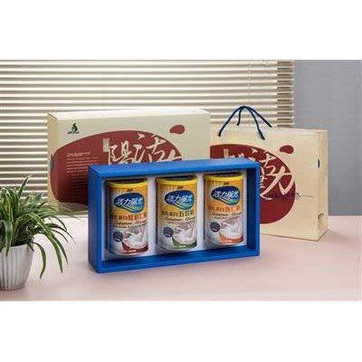 《小瓢蟲生機坊》初乳免疫球蛋白系列禮盒-(杏仁粉500g、五穀粉500g、紅薏仁粉500g)禮盒 伴手禮