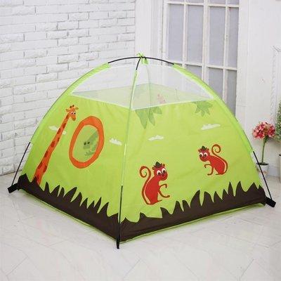 兒童帳篷游戲屋室內家用女孩嬰兒公主房戶外小帳篷男孩寶寶玩具屋 小玩熊3C旗艦店
