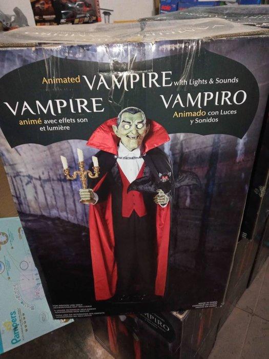【有顆蕃茄公司貨】72吋吸血鬼造型裝飾 (庫存品)