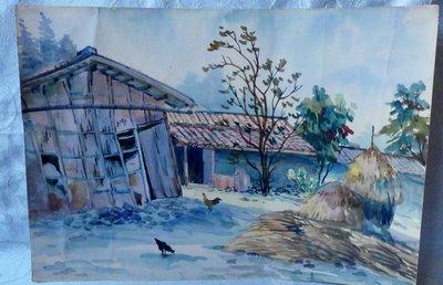 紫色小館1-1----------屋與雞
