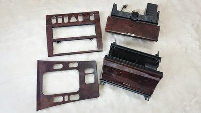 賓士 w210 核桃木中船飾板 CD控制模組 原廠 e200k e230 e240 e280 e320 amg 德祥行