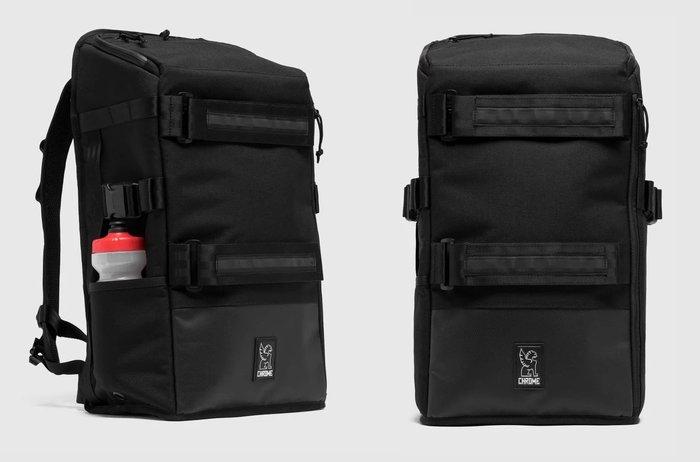 { POISON } CHROME NIKO F-STOP CAMERA BACKPACK 專業型雙肩攝影後背包相機包