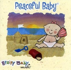 *【兒童英語CD】小pen外文~ Brainy Baby CD ~ peaceful Baby