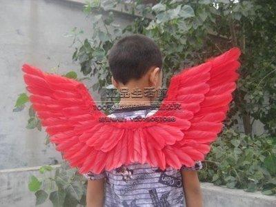 【壹品】cos 天使翅膀兒童款式 生日聚會禮物 演出表演 羽毛大號道具YP-21448