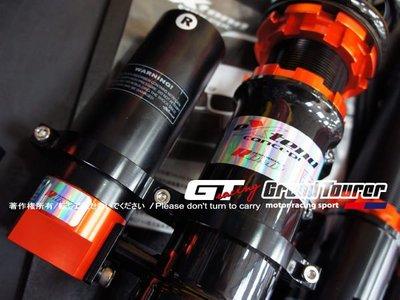 德朋國際 / eXtend RII DMP 外掛氮氣瓶避震器組 / Golf RR32.E92.A3.A4