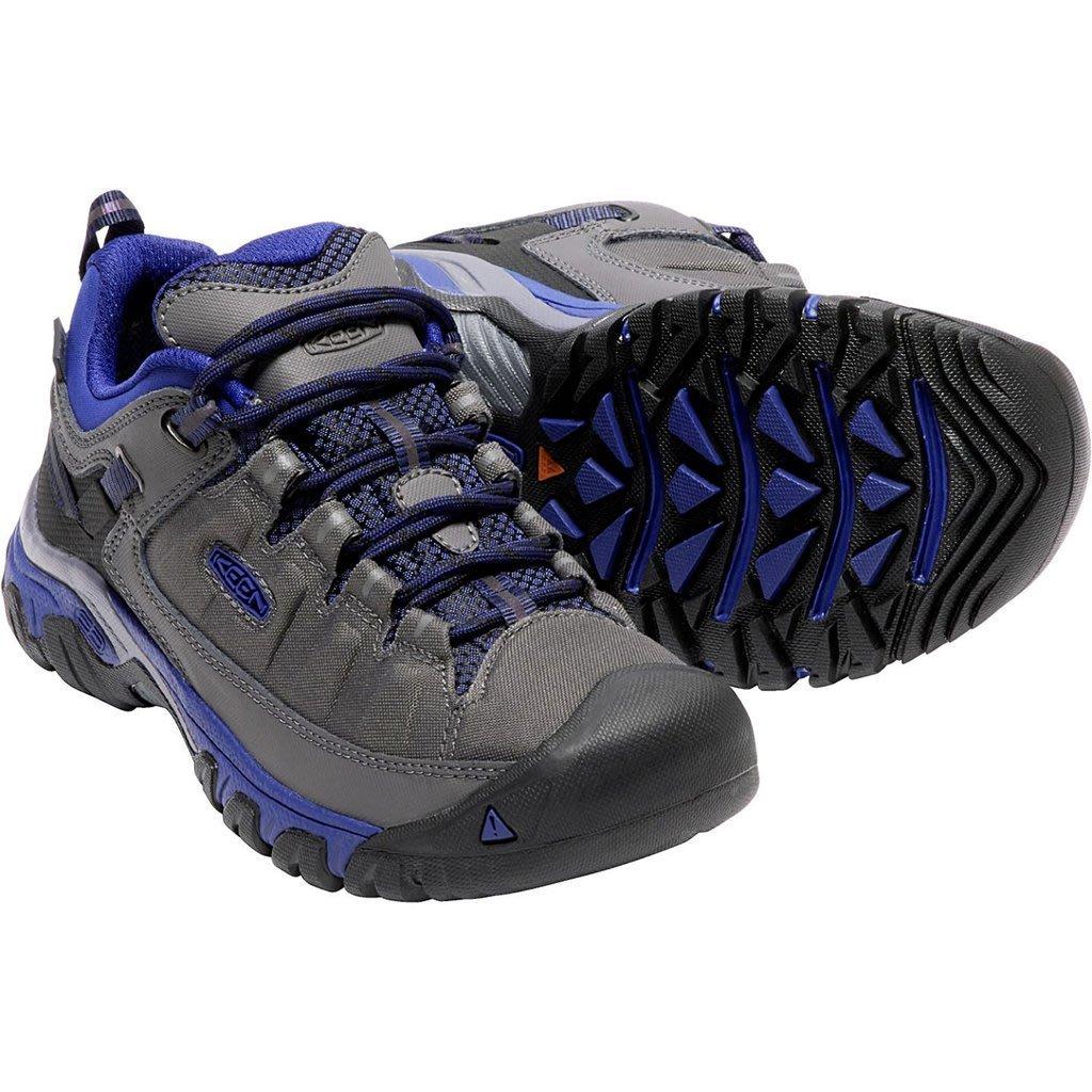 =CodE= KEEN TARGHEE EXP WP 防水皮革戶外登山鞋(灰紫)1017745 WATERPROOF 女