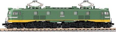 (n規) Kato 3039 N規 EF58初期形大窓 青大將 +10-428增結組