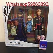 原價$480 只得一盒 Elsa Anna Olaf 愛莎 安娜 小白 Frozen II 魔雪奇緣