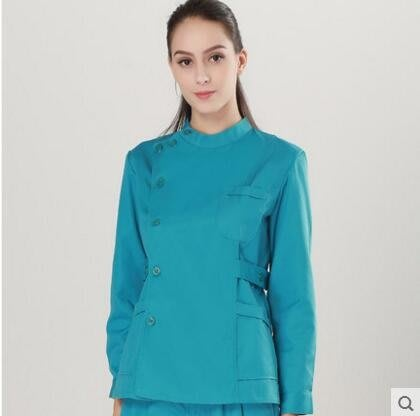 护士服口腔医生服分体套装长短袖夏冬装牙科工作服洗手衣手术衣