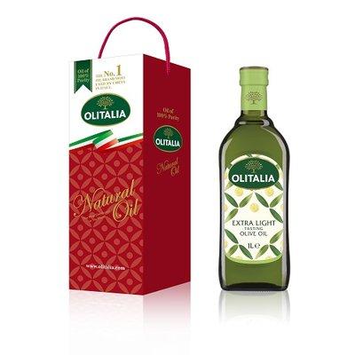 Olitalia 奧利塔精緻橄欖油禮盒組(1000mlx1瓶) 台灣銷售第1