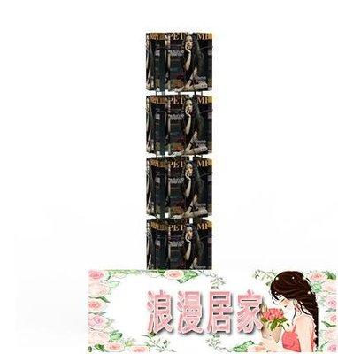 宣傳單折頁架子落地宣傳冊展示架旋轉雜志架明信片架CD書架資料架 【浪漫居家】