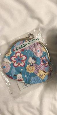 全新  kitty Sanrio 日本直送 散紙包 銀包 $100