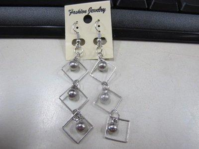 二手舖 NO.4532 時尚造型耳環 耳針 耳鉤 便宜賣 首飾飾品