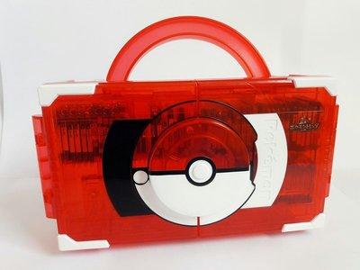 給歐嚕卡~ 神奇寶貝卡匣手提收納盒+自粘保護套一包100張