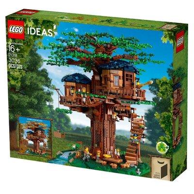 [香香小天使]樂高LEGO  21318 IDEAS 系列 樹屋 lego ideas