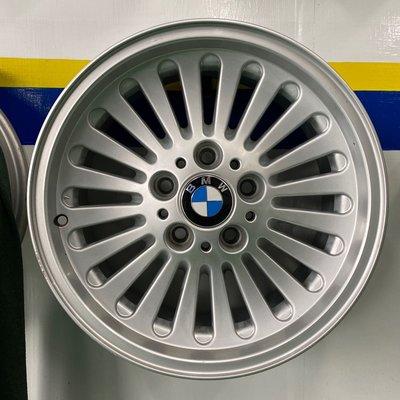 BMW E39 原廠 16吋 鋁圈 16x7J ET20  適用於E32 e34 e38 e28 四顆1萬