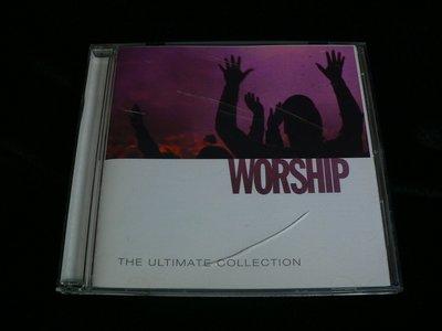 乖乖@賣場~二手CD~西洋基督教天主教英文福音禮拜彌撒歌曲.WORSHIP.PK576