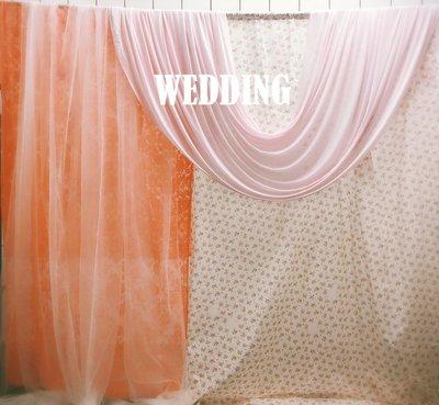 田園鄉村背景 婚禮佈置 Tina wedding