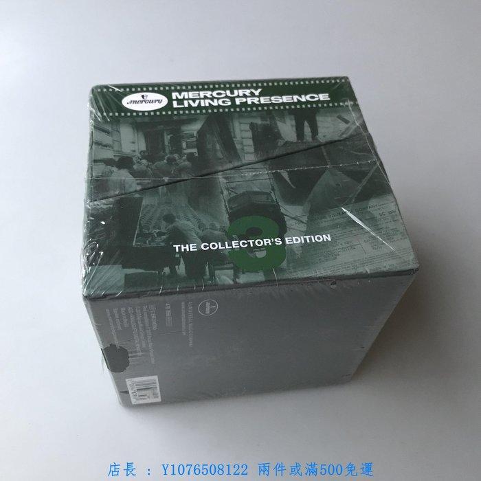 水星 Mercury Living Presence Vol.3 第三輯 古典53CD雅慈店
