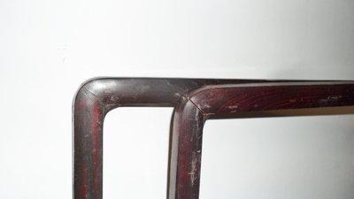 紅色小館--早期木框(單個3500元)