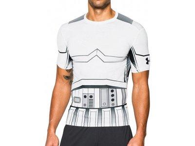 Under Armour  Star Wars Storm Trooper 帝國風暴兵 強力伸縮緊身衣